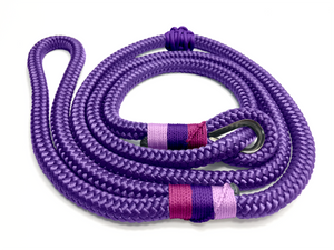 Designed For You - Thimble Slip Lead - Purple Pinks