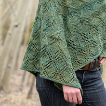 Load image into Gallery viewer, Aspen Roots Shawl : Pattern Download