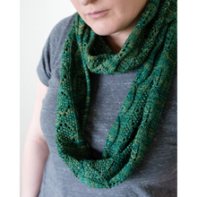 Load image into Gallery viewer, Terra Firma Cowl : Knitting Pattern Download