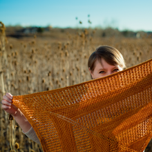 Load image into Gallery viewer, Ascent Shawl {Worsted} : Pattern Download