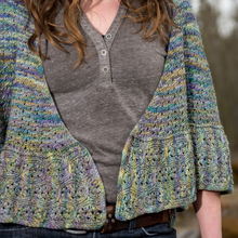Load image into Gallery viewer, Stargaze Shawl : Pattern Download