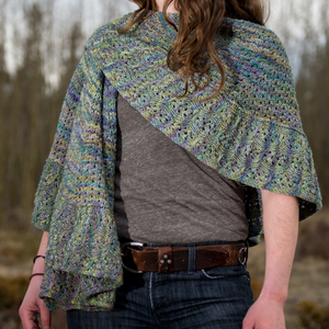 Stargaze Shawl : Pattern Download