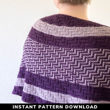 Load image into Gallery viewer, The Unlikely Pair : Pattern Download