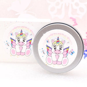 Unicorn Party Labels