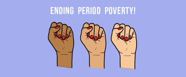 We Need To Talk About Period Poverty