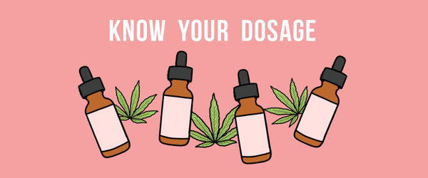 Know Your Dosage: How To Properly Microdose CBD