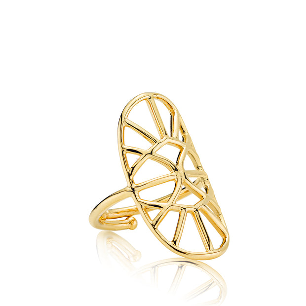 Sara by Sistie - Ring Guld Large