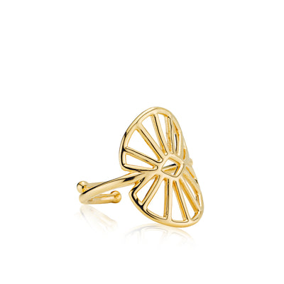 Sara by Sistie - Ring Guld Medium