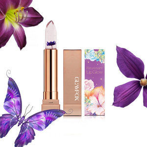 Glamfox Fleurissant Lip Glow GL06 Witch Flower