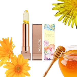 Glamfox Fleurissant Lip Glow GL02 Honey Flower