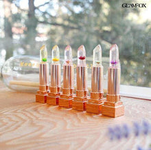 Load image into Gallery viewer, Glamfox Fleurissant Lip Glow Buy Complete Set of 6