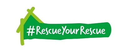 Rescue your rescue logo