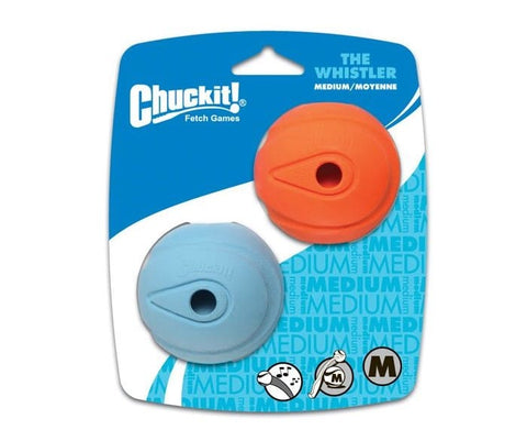 Chick it ball whistler