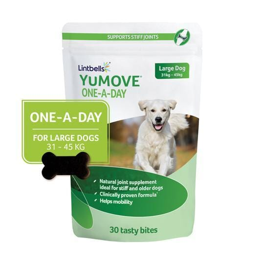 YuMOVE One-A-Day Large 30's Front of pack
