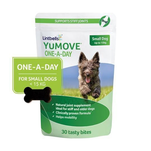 YuMOVE One-A-Day Small Dog Front of pack