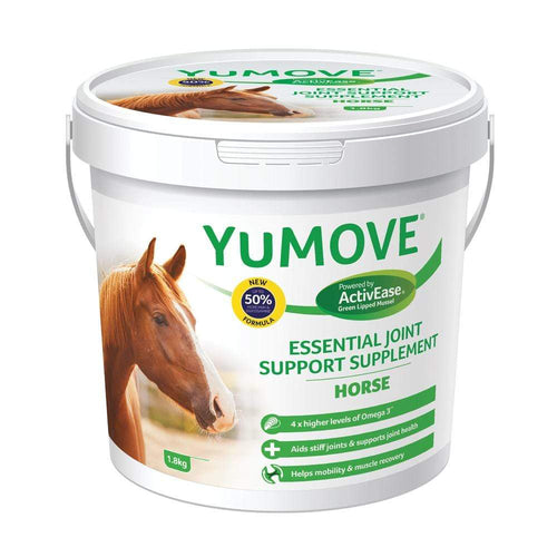 YuMOVE Horse front of pack