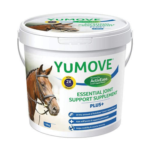 YuMOVE Horse PLUS front of tub