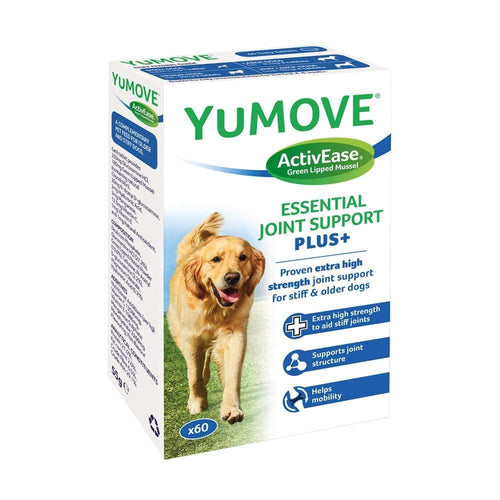 YuMOVE PLUS for Dogs New Front of Pack