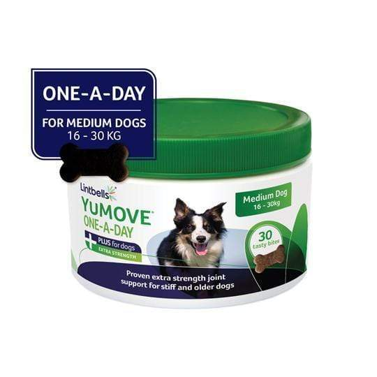 YuMOVE PLUS for Dogs One-A-Day Medium Dog