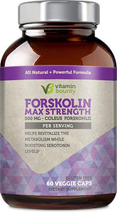 100% Pure Forskolin - Women's Weight Loss Support