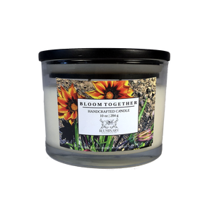 Bloom Together Candle - Funds donated to ACLU 10 oz