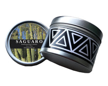 Load image into Gallery viewer, Saguaro Candle candle tin 8 oz product shot