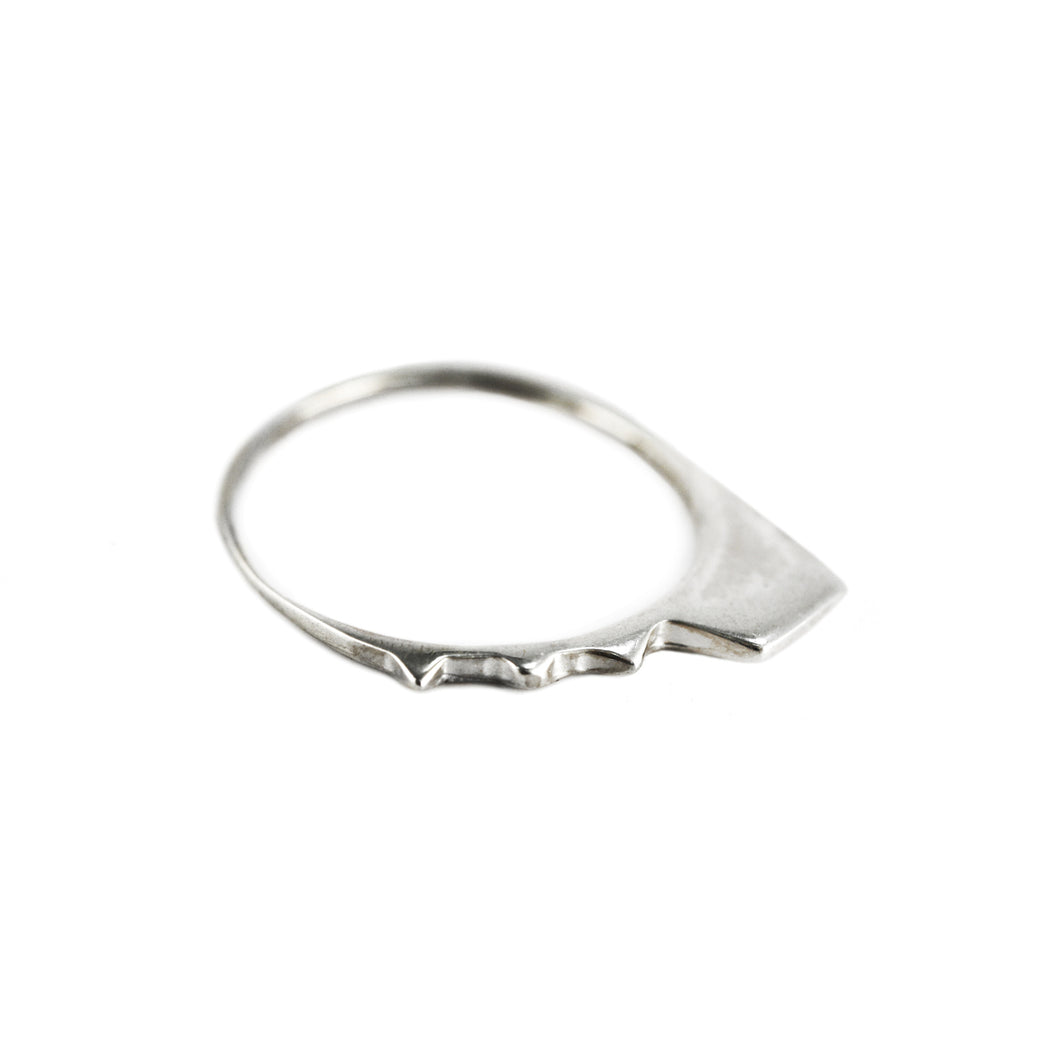 STACKABLE SAW RING