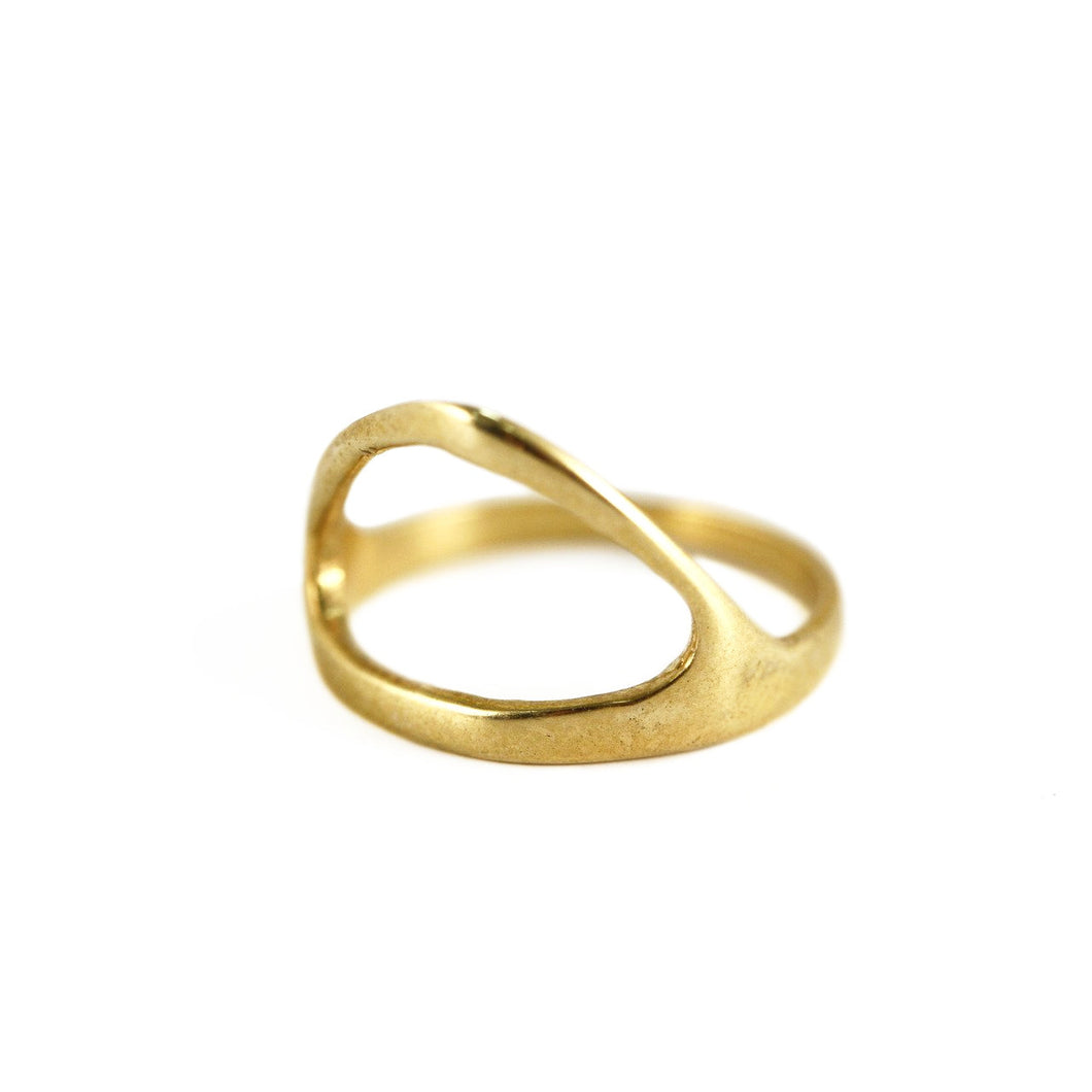 DELTA KNUCKLE RING