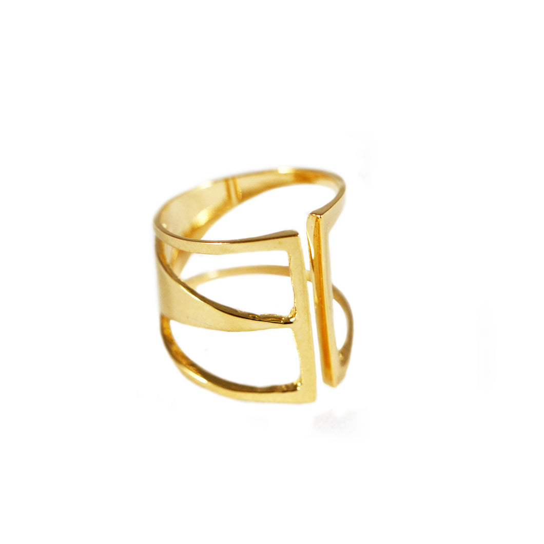 NOKE WRAP RING