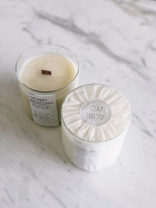 FIGTREE | 100% SOY WOODEN WICK CANDLE