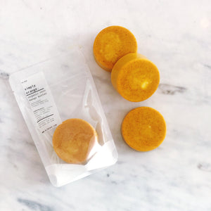 SIMPLY ORANGE + TURMERIC ORGANIC COCO MANGO BUTTER SOAP