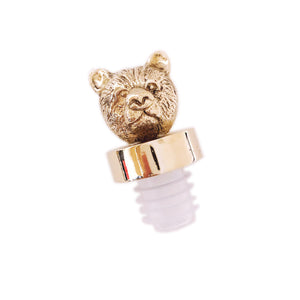 BO THE BEAR WINE STOPPER