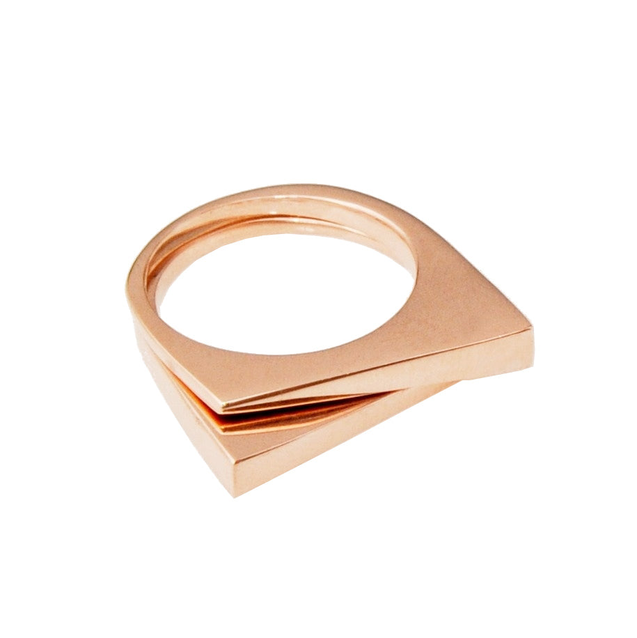 STACKABLE EDGE RING