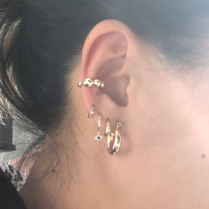 ROUNDED EARCUFF