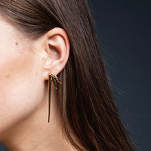 Load image into Gallery viewer, WING TIP EARRINGS