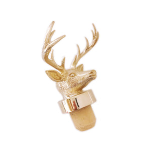 YAKUL THE DEER WINE STOPPER