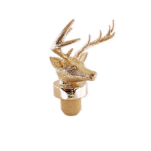 Load image into Gallery viewer, YAKUL THE DEER WINE STOPPER