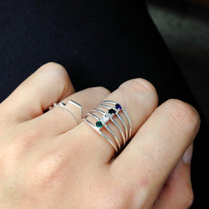 CONSTELLATION SPARK RING