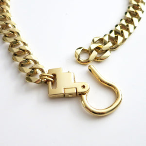 LATCH CHAIN NECKLACE