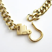 Load image into Gallery viewer, LATCH CHAIN NECKLACE