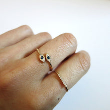 Load image into Gallery viewer, EVIL EYE WRAP AROUND RING