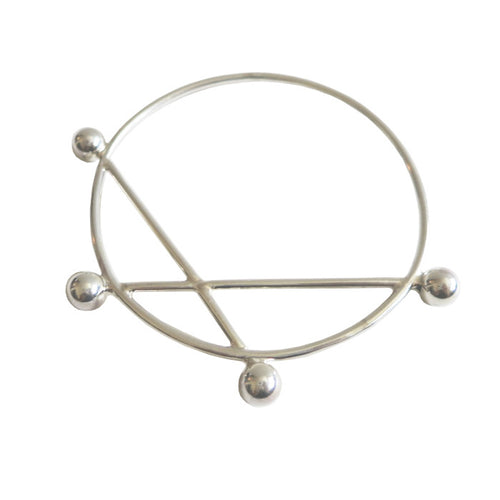 X-CROSS BANGLE