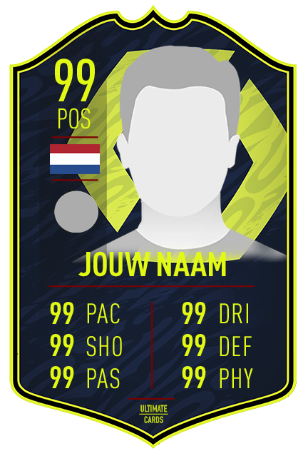 S21 Ultimate Card POTM France