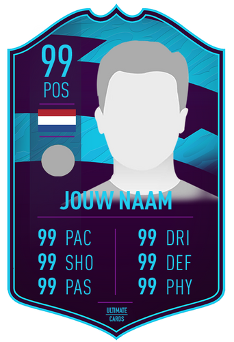 S21 Ultimate Card POTM England