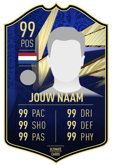 Ultimate Card TOTY