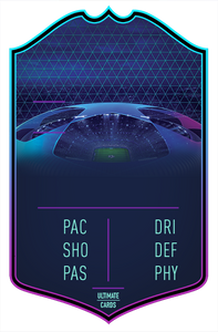 Ultimate Card CL TOTT