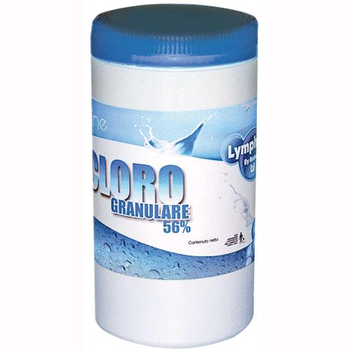 Dicloro Granulare Lympha By Bestway Per Piscina 1 Kg. Conf. 12Pz -59004
