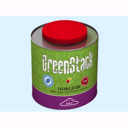 Sverniciatore Green Stack - ML. 750 Conf. 12 Pz