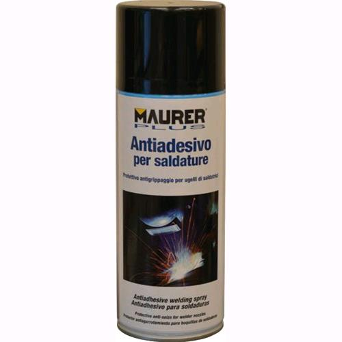 ANTIADESIVO per SALDATURA SPRAY MAURER PLUS 400 ml Conf. 3 pz