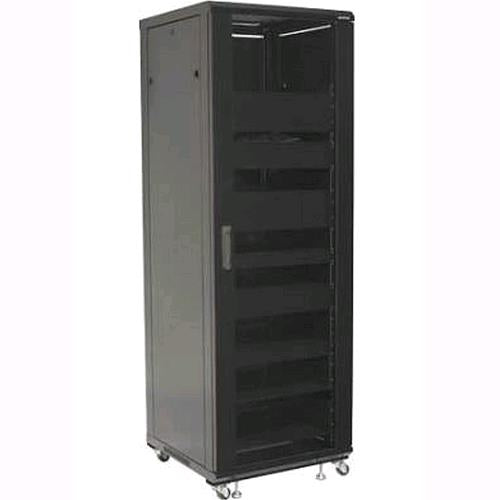 Techly Professional Armadio Rack 19'' 600x600 36U per Audio Video Nero
